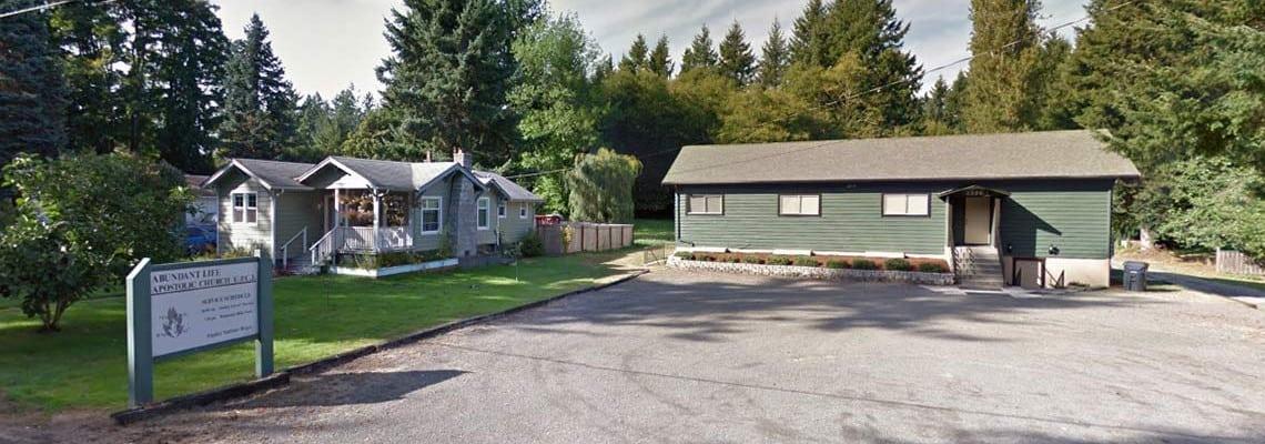 Our Location - Abundant Life Apostolic Church - Olympia, WA